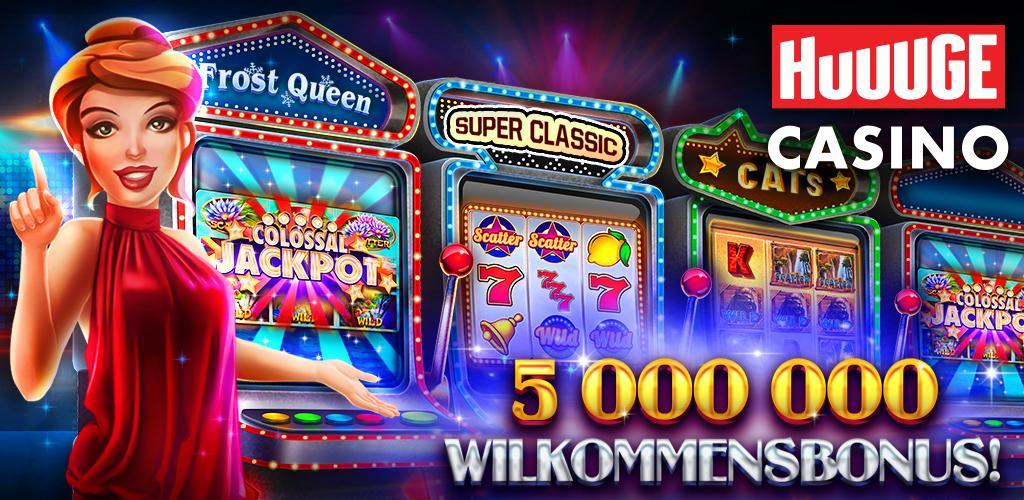 huuuge casino играть онлайн