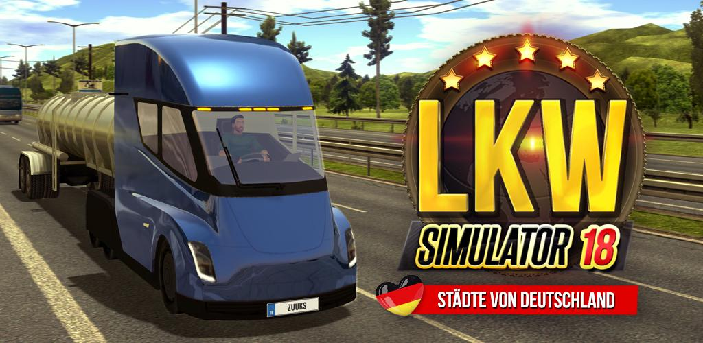 lkw simulator 2018 europe kostenlos am pc spielen so. Black Bedroom Furniture Sets. Home Design Ideas